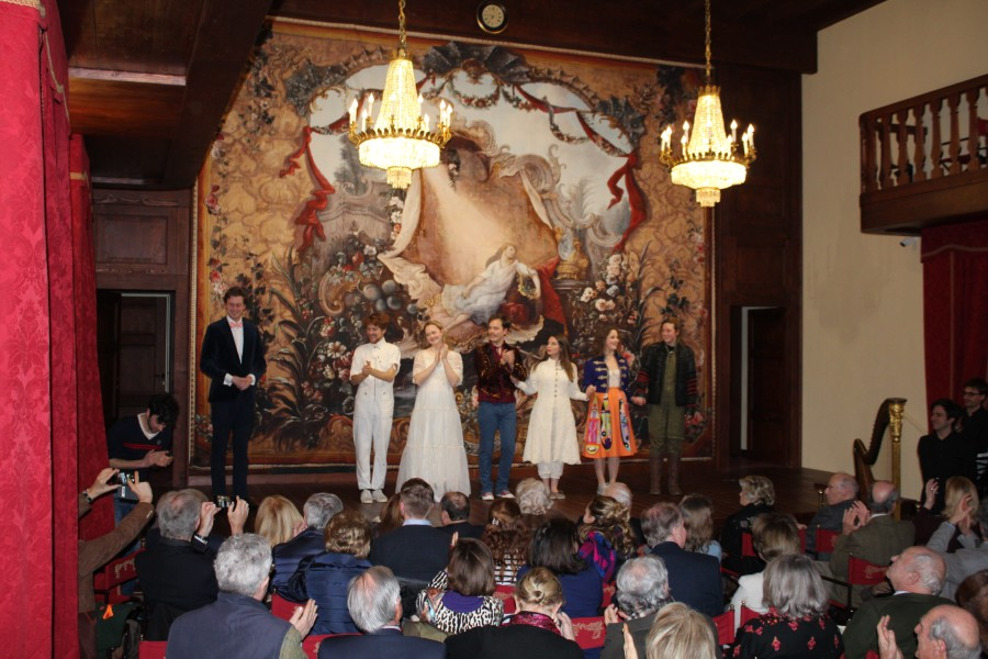 Orfeo and Euridice with New Generation Festival
